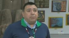 First Nations Chief Morley Googoo