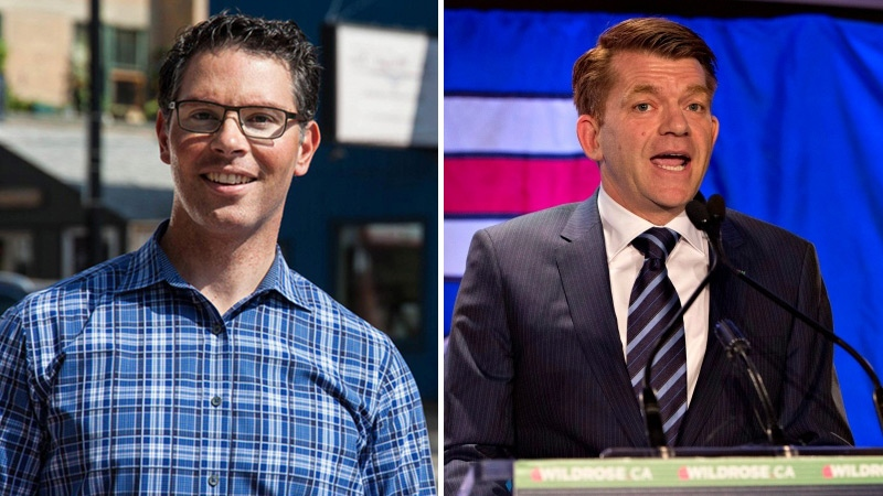 UCP leadership candidates Doug Schweitzer and Brian Jean are crying foul over potential voting irregularities.