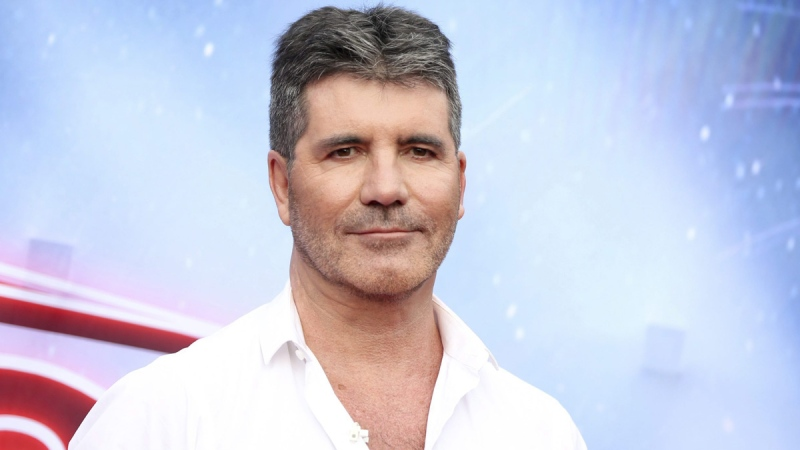 Simon Cowell in Pasadena, Calif., on March 3, 2016. (Rich Fury / Invision / AP)