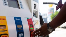 The tax will see five cents added to a litre of gasoline and a family of four would pay an average of $114 more per year if their furnace runs on natural gas. (File image)