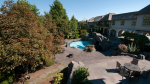 Nickelback frontman Chad Kroeger's former home in Abbotsford, B.C. has been listed for $8.8-million. The luxurious, 18-acre country estate includes a mansion with seven bathrooms and six bedrooms, a garage capable of storing up to 10 cars, two pools, an indoor hockey rink and a barn. (PaulQuinn.ca)