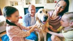 According to one study, a mother's exposure to dogs before the birth of a child was significantly associated with lower risk of eczema by age two. (Pressmaster/shutterstock.com)