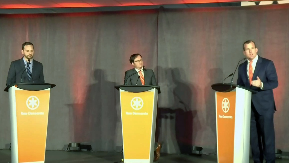 Sask. NDP candidates square off
