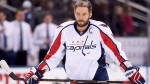 In this file photo, Washington Capitals left winger Alex Ovechkin skates before NHL hockey action against the Toronto Maple Leafs, in Toronto on Tuesday, April 4, 2017. (Frank Gunn / THE CANADIAN PRESS)