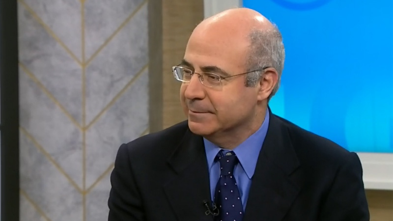 Bill Browder speaks to CTV's Your Morning in Toronto.