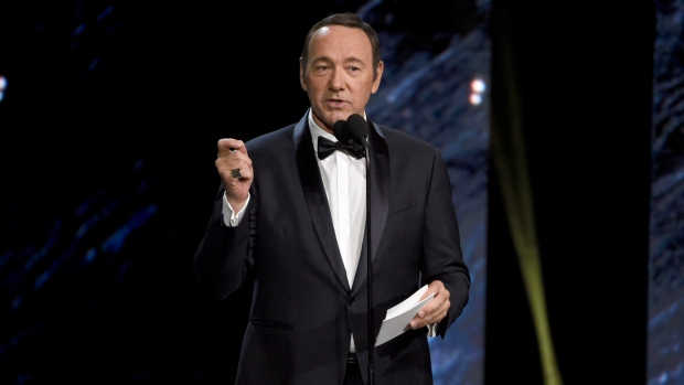 LA prosecutors reviewing 2nd Kevin Spacey sexual assault claim