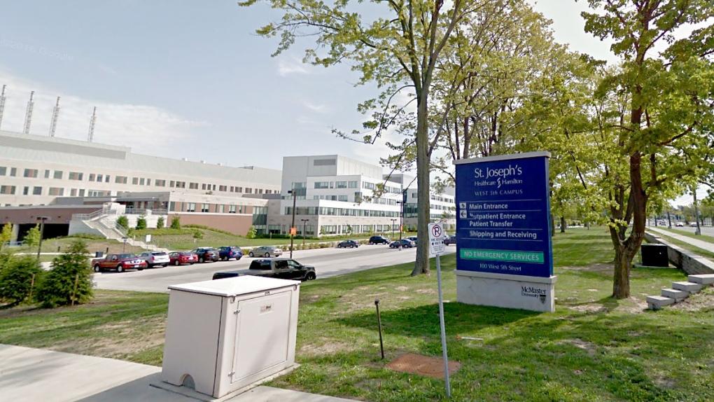 St. Joseph's Healthcare, Hamilton