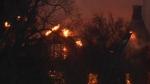 Arrest made in rural arson spree