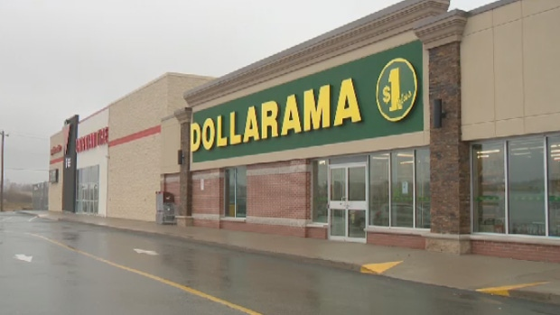 Dollarama says it is company policy to not display poppy trays, citing theft concerns.