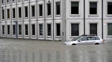 Flooding in Ottawa