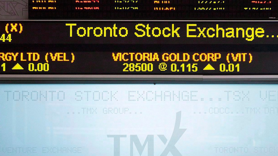 North American markets fall for second day amid rate hikes