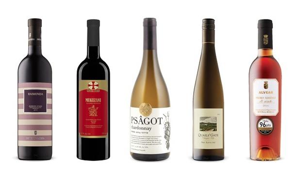 Natalie MacLean's Wines of the Week: Oct. 30, 2017