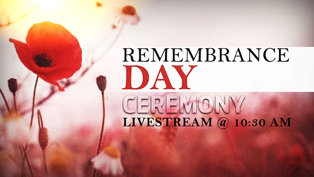 CTV Calgary remembrance Day