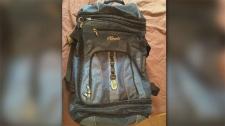 lost luggage, Lance Baker, Ibezia, Air Canada, Luf