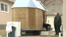 Squatter shack