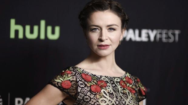 Canadian actress Caterina Scorsone calls James Toback a \'predatory ...