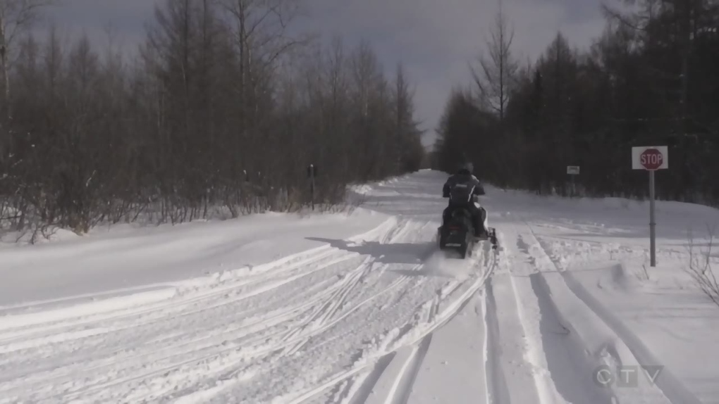 Timmins Snowmobile Club asks city to open more streets to snowmobilers