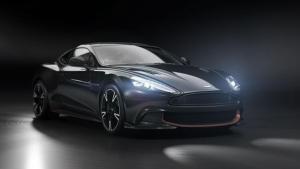 Aston Martin Vanquish S Ultimate edition (Aston Martin Lagonda Ltd)
