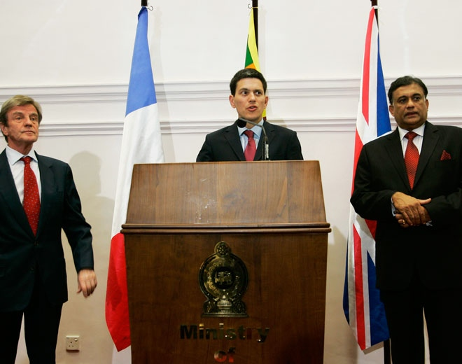 French British Ministers Call For Sri Lanka Cease Fire Ctv News