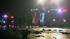 County Road 21 crash