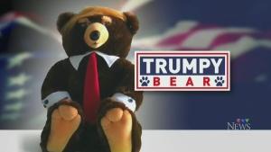 CTV Montreal: Trumpy bear