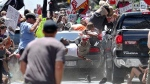"<B>AUGUST<br><br> ""Unite the Right"" march in Charlottesville, Va. turns violent</b> <br><br>