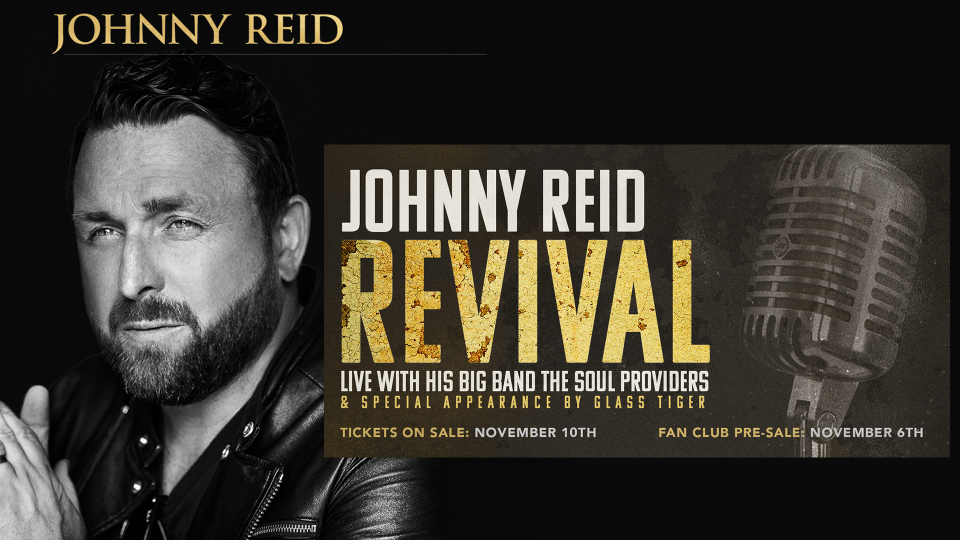 Johnny reid a christmas gift to you 2019