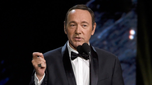 Ex-husband of Norway royal says Kevin Spacey groped him in 2007