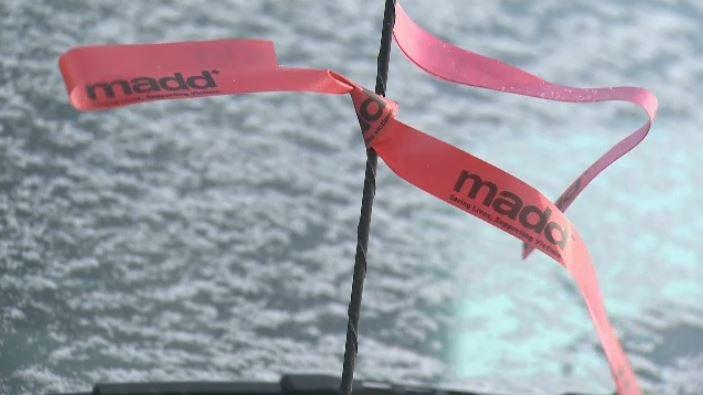 MADD Red Ribbon Campaign begins for holiday season