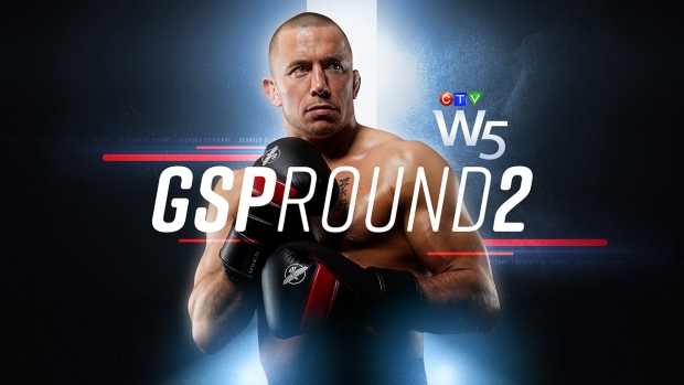 GSP Round 2: A Canadian MMA star's return to the o