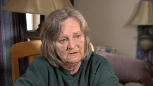 Vickie Urich said she's been wracked with questions over what happened to her granddaughter, Traci Genereaux, whose remains were found on a farm near Salmon Arm, B.C. earlier this week.