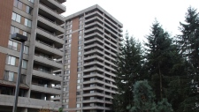 Burnaby highrise
