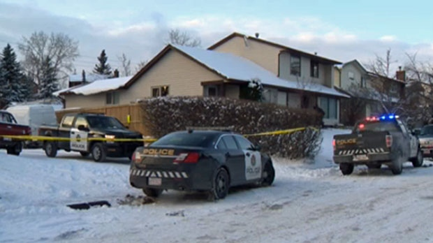 Suspicious death in Ranchlands