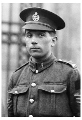 Cpl. Colin Fraser Barron VC is shown in this undated handout photo.THE CANADIAN PRESS/HO - National Defence