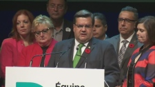 Denis Coderre, concession