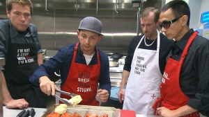 CTV National News: Cooks aim to end HIV stigma