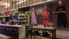 June's, a restaurant led by HIV-positive cooks