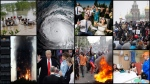 It was a year defined by political and cultural upheaval, natural disasters and the ongoing struggle against terrorism. CTVNews.ca looks at some of the most remarkable images from around the world in 2017.