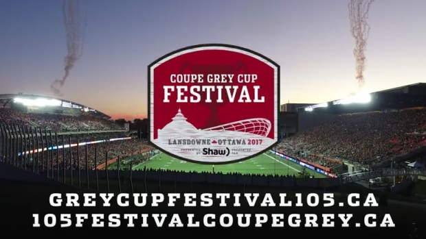 Ultimate Grey Cup Festival Party Package!