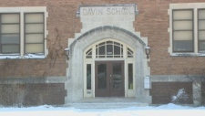 Davin School in Regina