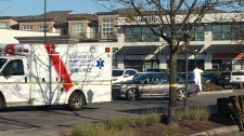 Police shooting in Abbotsford