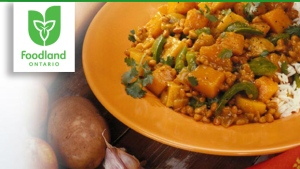 Ontario Vegetable Curry