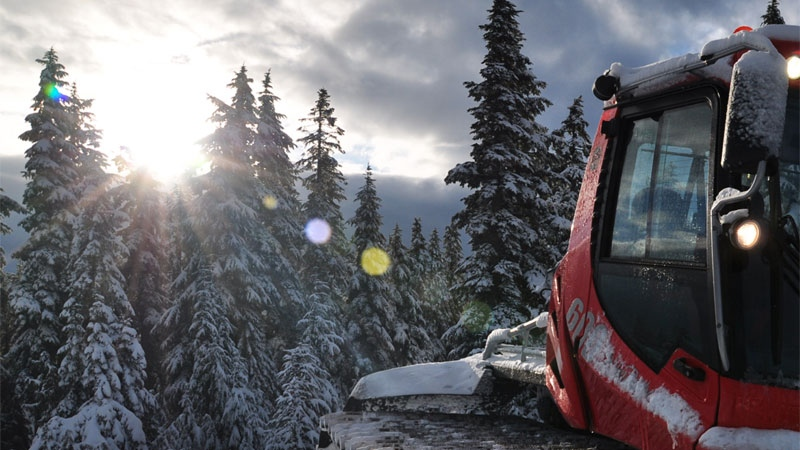 The view from Cypress Mountain Resort is seen in this image posted to Instagram Nov. 3, 2017. (@cypressmtn)