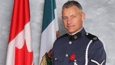 Abbotsford Police Const. John Davidson is seen in this undated photo.