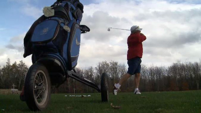Moncton golfer Gord Watson hit his sixth hole in one this past weekend.