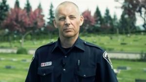 Officer fatally shot ID'd as Const. Davidson
