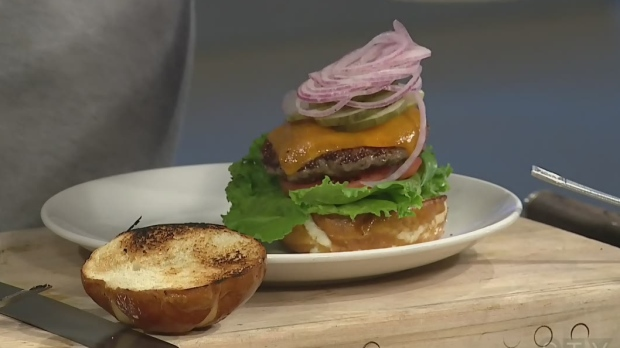 The making of the BurgerPlex 5000