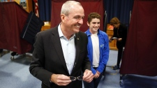 New Jersey Democrat Phil Murphy