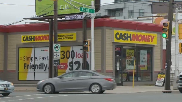 A government report states an increasing number of Nova Scotians are turning to short-term cash loans.
