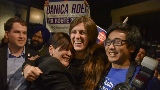 Danica Roem wins seat in Virginia election